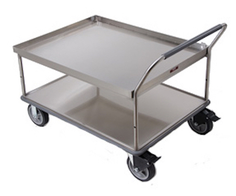 Custom Jail Cart