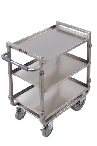 Heavy duty transport utility carts